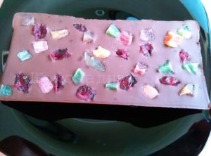 Шоколад ручной работы Плитка шоколада
