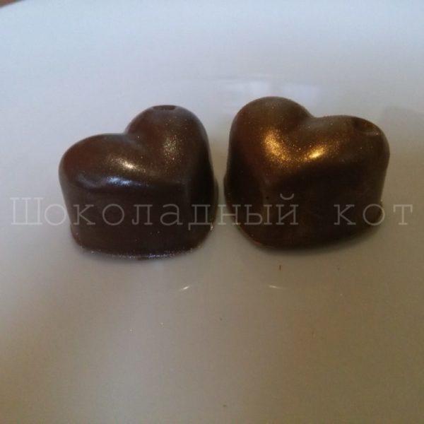 Шоколад ручной работы Шоколадное Сердечко