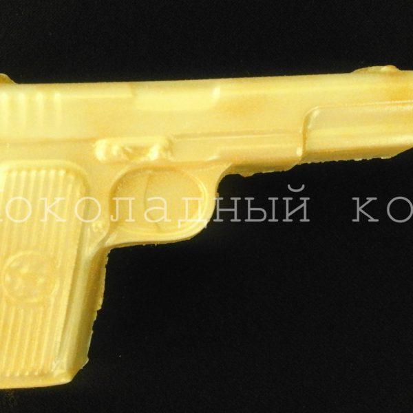 """Шоколад ручной работы """"Пистолет"""""""