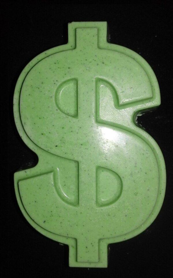 Шоколад ручной работы. Шоколадный доллар