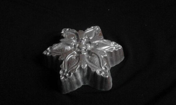 Шоколад ручной работы Снежинка