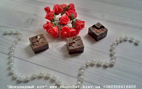 Шоколад ручной работы. Шоколадная конфета