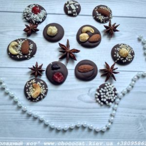 Шоколадные медианты