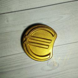 Евро из шоколада