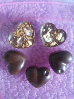 Шоколад ручной работы «Сердечко»