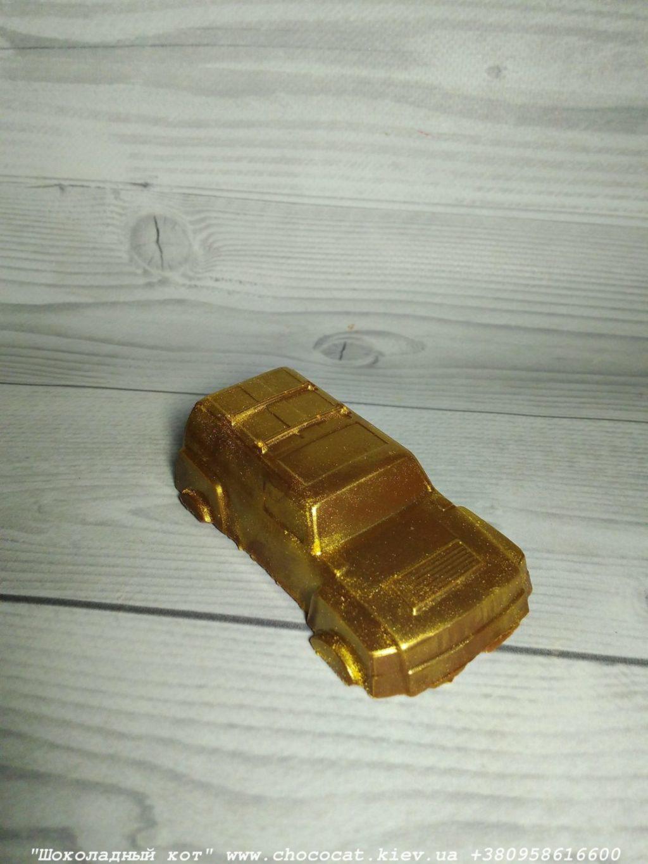 Шоколадный джип