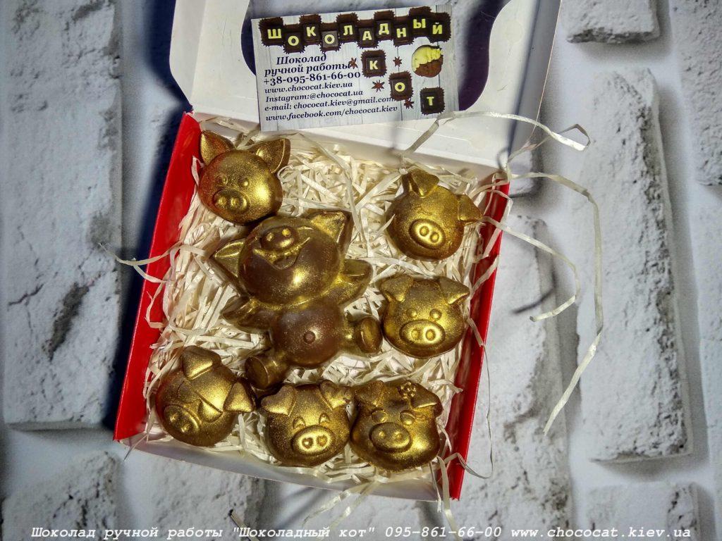 Подарок детям на новый год