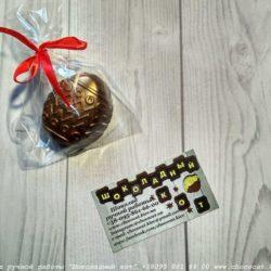 Яйцо из шоколада