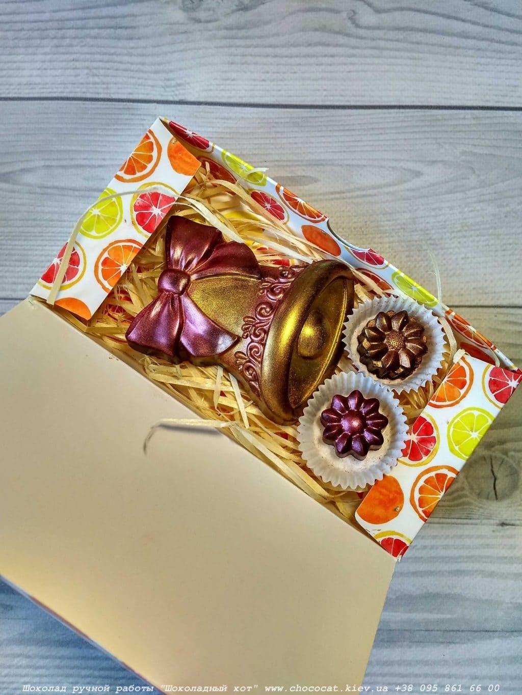 Шоколадный колокольчик