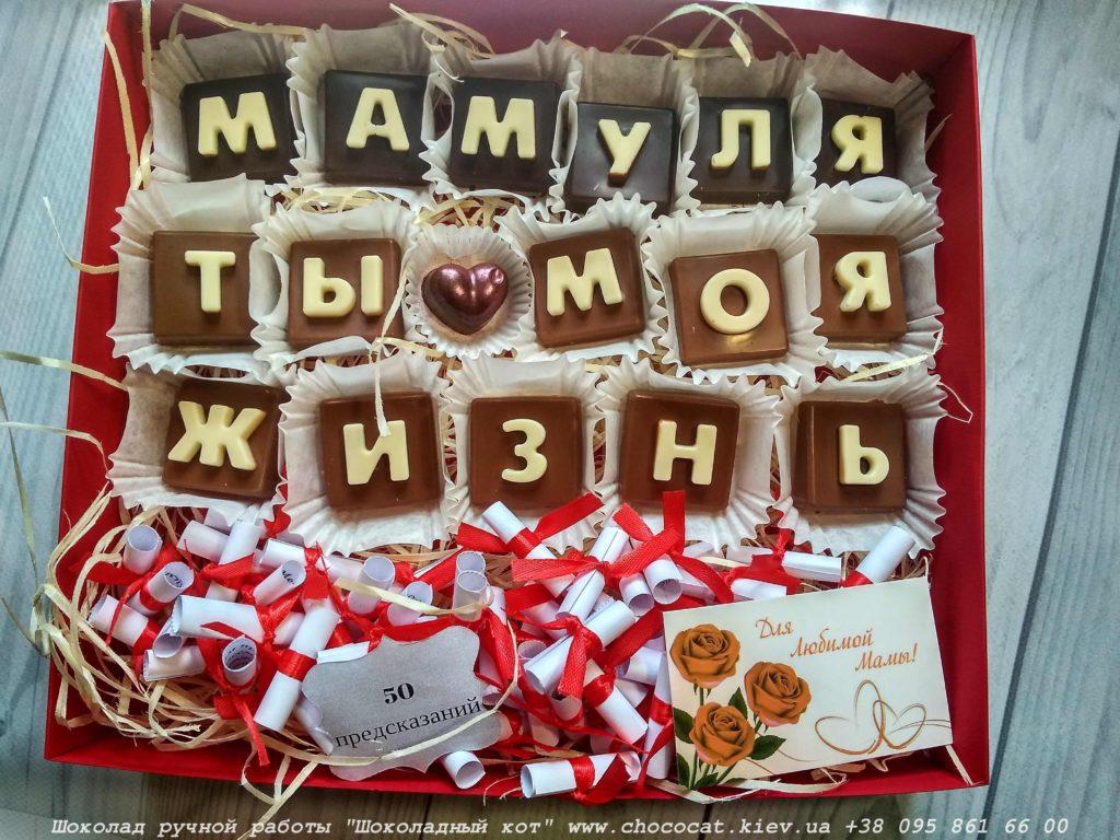 Подарок для мамы на день матери